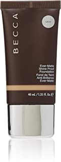 Becca Ever-Matte Shine Proof Foundation, Olive, 1.35 Ounce