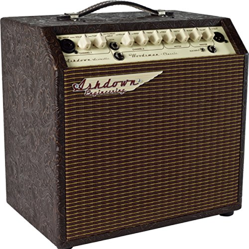 Ashdown woodsman-classic amplificador para guitarra acústica de 40W