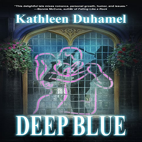 Deep Blue audiobook cover art