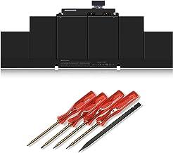 BatPower A1417 Bateria de Laptop para Apple Mid 2012 Early 2013 MacBook Pro 15-Inch Retina A1398 EMC 2512 EMC 2673 Batería MacBook Pro 15
