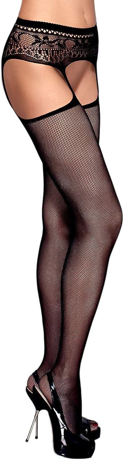 Selente liguero-medias-combinaci/ón para mujeres hecho en UE