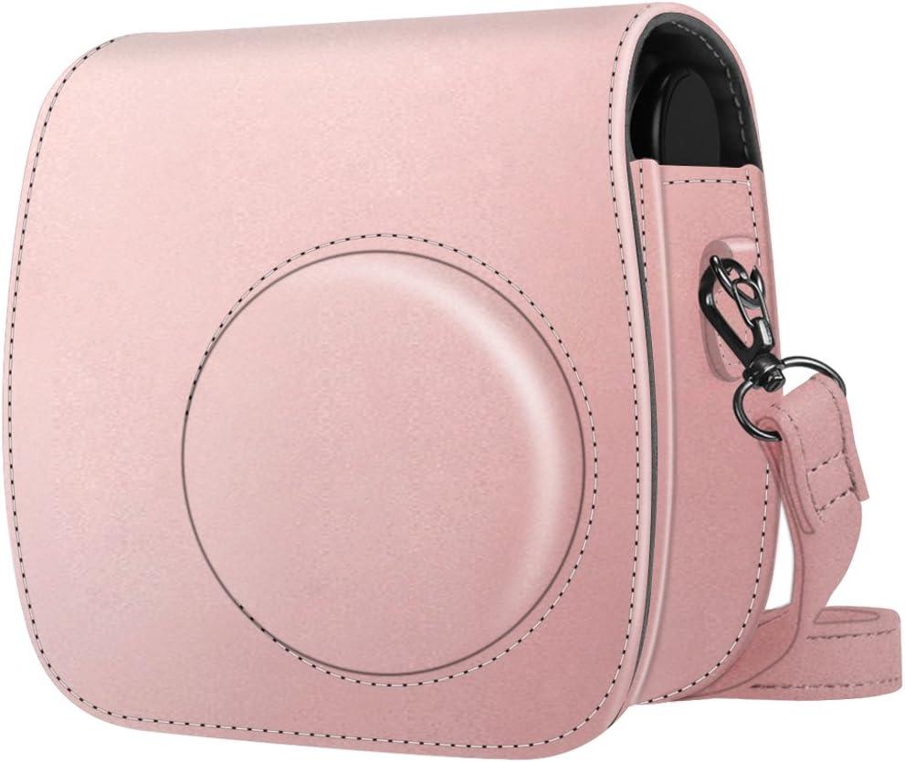 Fujiflm Instax 87s9 Camera Case Pouch  Bag Protective Case Pocket Fujifilm Instax Mini Case PinkBlackBlue