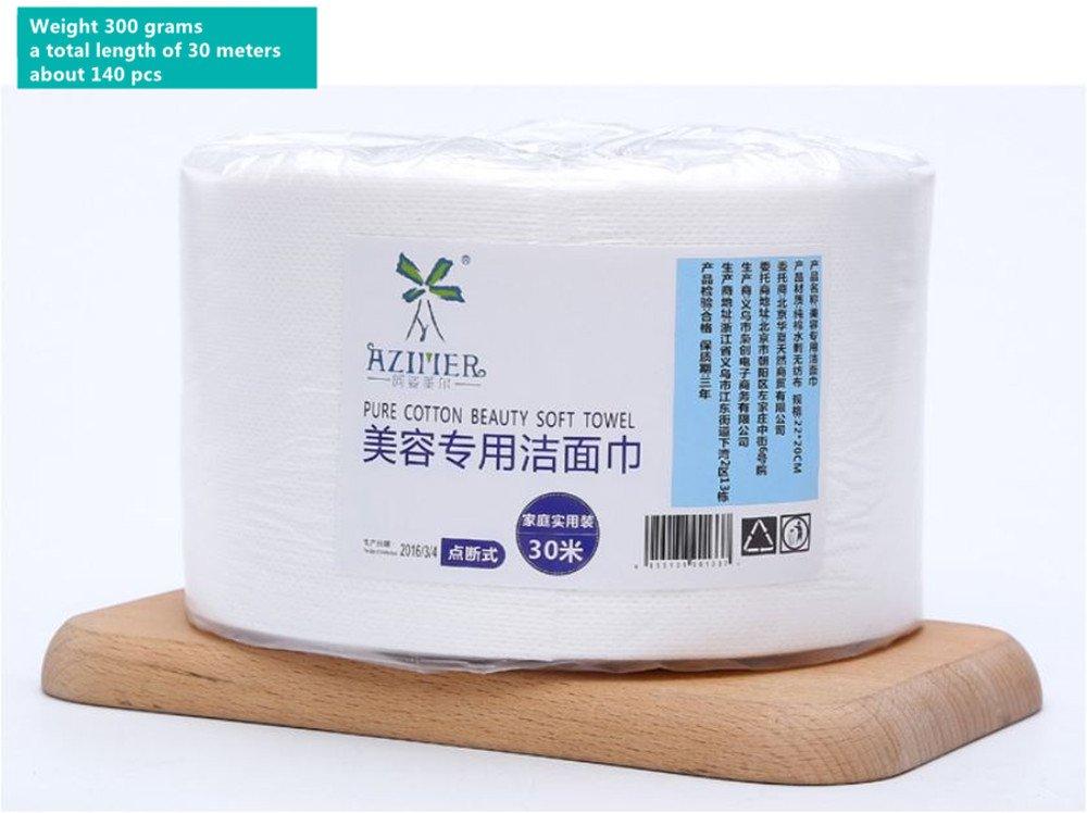 XICHEN 140 sheets Face towelfor Cotton San Antonio Popular Mall Pads Cosmeti Washing