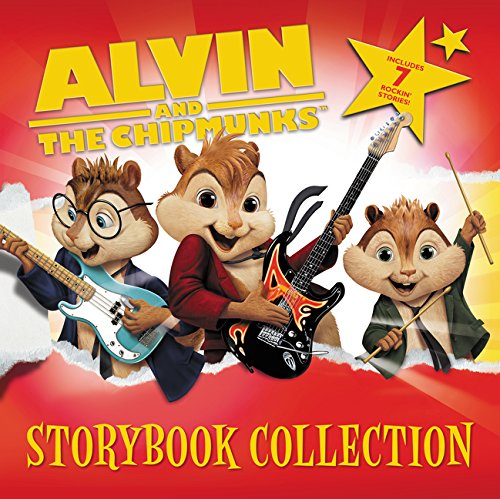 Alvin and the Chipmunks Storybook Collection: 7 Rockin Stories