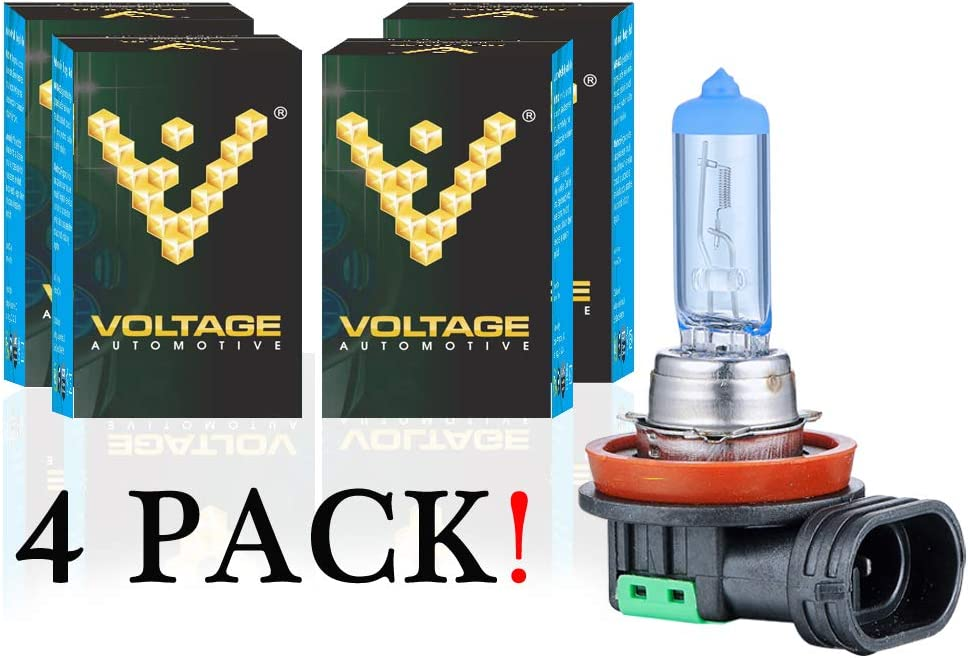 2 Pack Professional Upgrade Head Light Bulb Voltage Automotive 9005 HB3 Headlight Bulb Polarize White Replacement