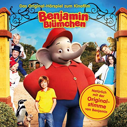 Benjamin Blümchen Titelbild