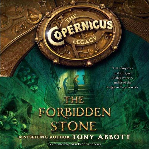 The Forbidden Stone audiobook cover art