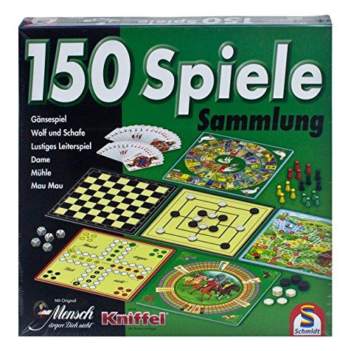 Schmidt Spiele 150 Spiele Sammlung