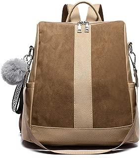 FTSUCQ Womens Oxford Daypack Satchels Shoulder Handbags Casual Hobos Satchels School Bag Backpack