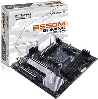 لوحة رئيسية للألعاب CVN B550M GAMING PRO V14 لوحة رئيسية، مقبس AMD AM4 يدعم الجيل الثالث من معالجات AMD Ryzen