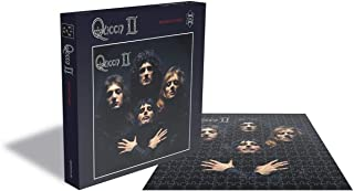 Queen - Queen II - Album Cover 500 Piece Jigsaw Puzzle - A Queen Music Fan Must Have.