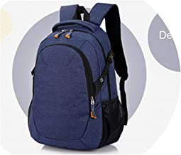 Unisex School Bag Waterproof Nylon Business Men Women Backpack Polyester Bag Shoulder Bags Computer Packsack