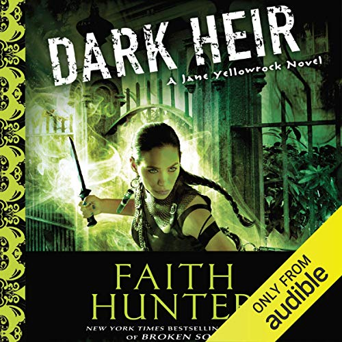 Page de couverture de Dark Heir