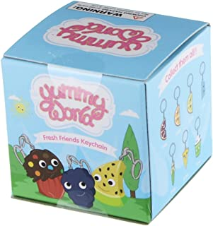 Yummy World Kidrobot Fresh Friends Vinyl Figure Keychains 5 Blind Boxes