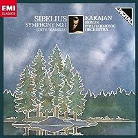 Karajan & Bpo - Sibelius: Symphony No.1 [Japan LTD HQCD] TOCE-91074 by Karajan & Bpo