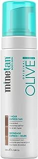 MineTan Self Tan Foam, Olive, 6.76 Fluid Ounce
