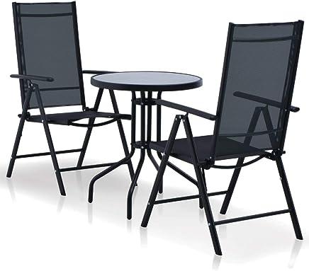 Amazon.es: conjunto mesa redonda sillas - Últimos 90 días ...