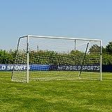 FORZA Alu60 Soccer Goal - Club Spec Aluminum...
