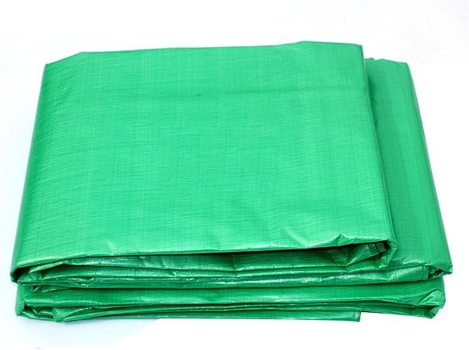 AJZGF Tissu imperméable à l'eau imperméable Bache imperméable à l'eau bache Camping Mat Cargaison Prougeection Solaire Isolation Usure Hangar Tissu Anti-oxydation,