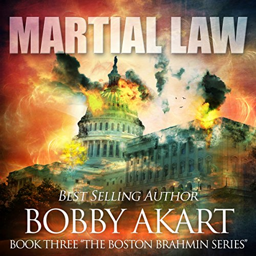 Martial Law cover art