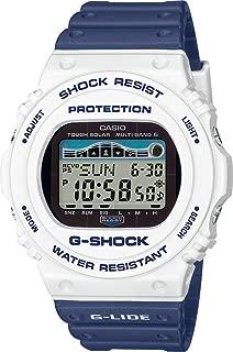 G-Shock Men's G-Shock Digital G-Lide Tide Solar Powered Watch GWX5700SS