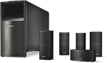 Bose® Acoustimass® 10 Series V - Equipo de Home Cinema 5.1, Negro