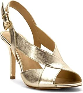194932b74838 Michael Michael Kors Womens Becky Open Toe Special Occasion