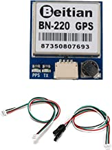 Beitian BN-220 Dual GPS Glonass Module Navigation TTL Level 9600bps + GPS Passive Antenna for Arduino Raspberry Pi Pixhawk F3 CC3D Betaflight F4 Flight Control Geekstory