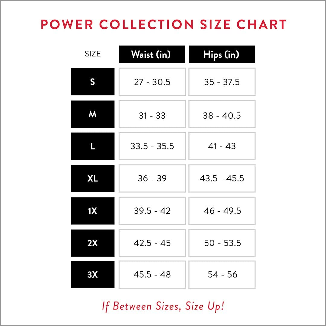 Regular and Plus Sizes SPANX Shapewear for Women Tummy Control High Waist Power Shorts