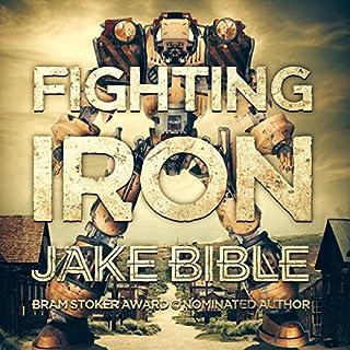 Fighting Iron audiobook cover art