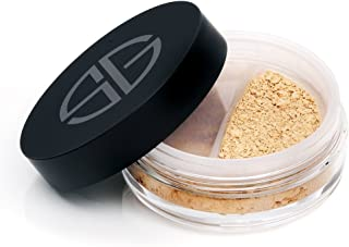 Studio Gear Dual Identity Loose, Wet and Dry Mineral Foundation, Talc Free, .30 ounces, Linen