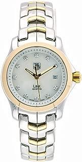Women's WJF1353.BB0581 Diamond Accented Two-Tone Link Watch