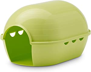 Savic Rody Igloo Hideaway Home for Rats, Guinea Pigs, Hamsters, Hedgehogs and Other Small Animals