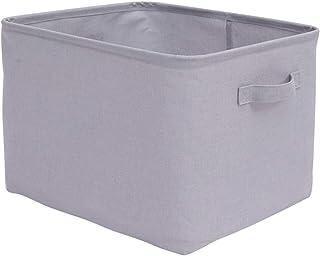 Aitaolian HOMEsn Boîtes De Bacs d'orange De Stockage Ouvert Pliables, Paniers De Rangement en Tissu CUNERS Cube pour CHAÎN...