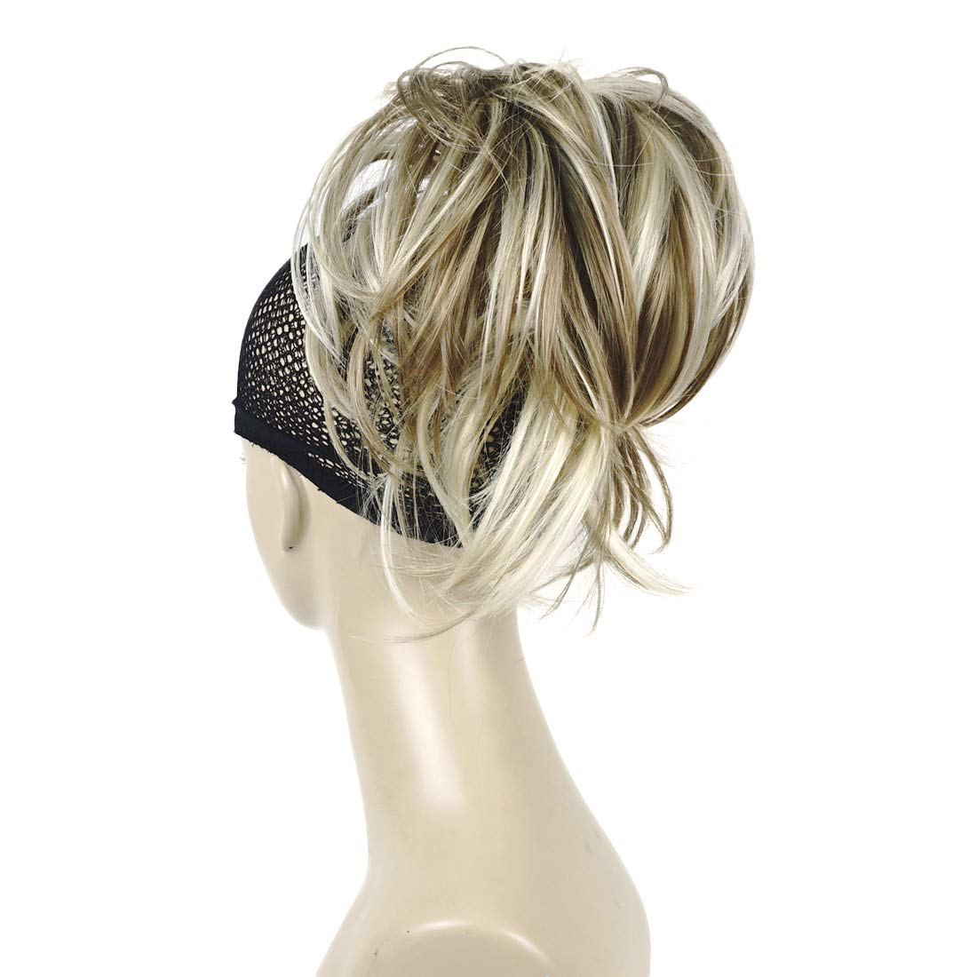 Mesa Mall Adjustable Messy Style Ponytail Recommendation Hair-Pi Extension Synthetic Hair