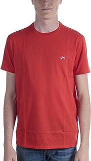 Men's Short Sleeve Crew Neck Pima Cotton Jersey T-Shirt