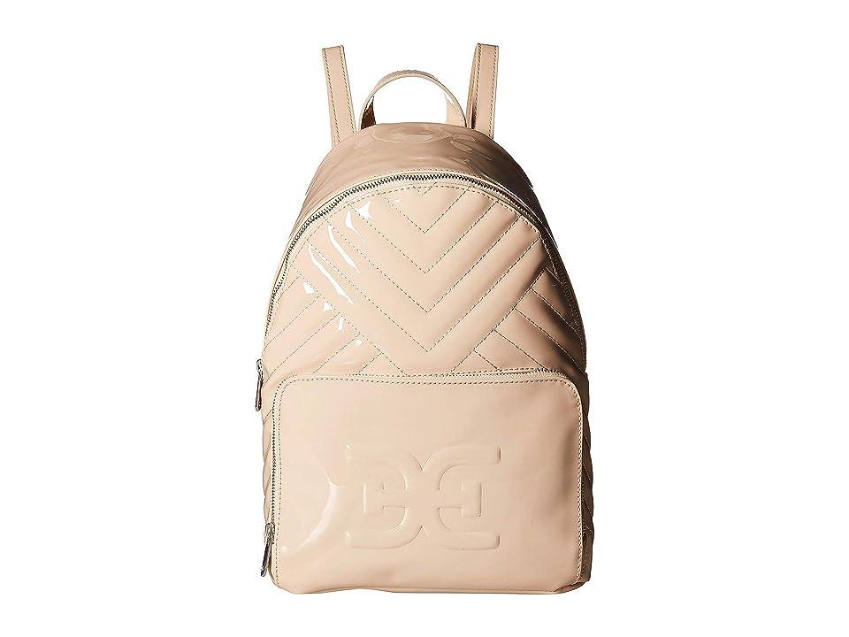 Sam Edelman Taja Backpack (Blush Patent) Backpack Bags