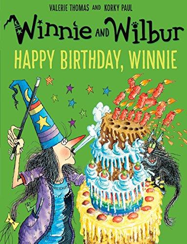 Winnie and Wilbur: Happy Birthday, Winnie (Winnie and Wilbur Picture