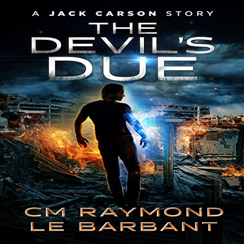 The Devil's Due audiobook cover art
