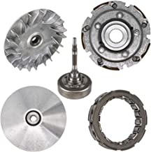 NICHE Primary Wet Drive Clutch Housing Carrier Drum Kit For 2002-2008 Yamaha Grizzly Rhino 660 5KM-17611 5KM-16611