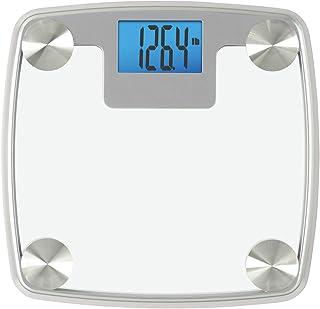 InstaTrack Bathroom Scales, Silver