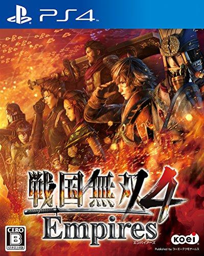 戦国無双4 Empires - PS4