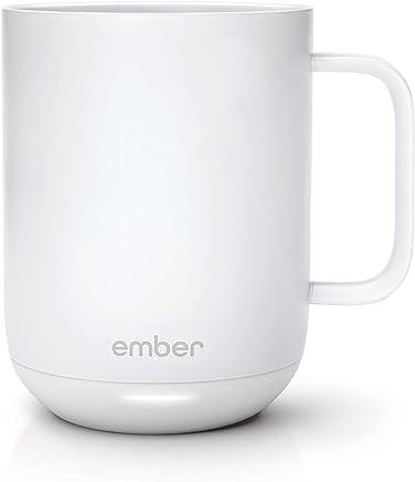 Amazon com: Ember Temperature Control Smart Mug, 10 Ounce, 1