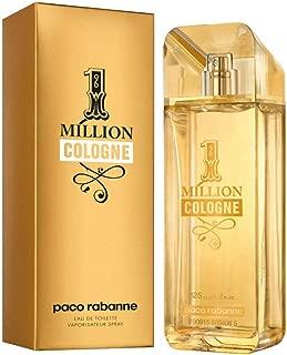 Paco Rabanne 1 Million Cologne - perfume for men, 4.2 oz EDT Spray
