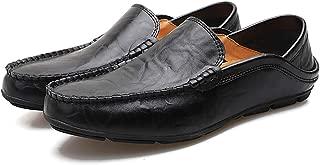[サニーホリデイ]メンズ ドライビングシューズ 軽量 スリッポンシューズ 2種履き方 クラシック 職場用 モカシン 靴