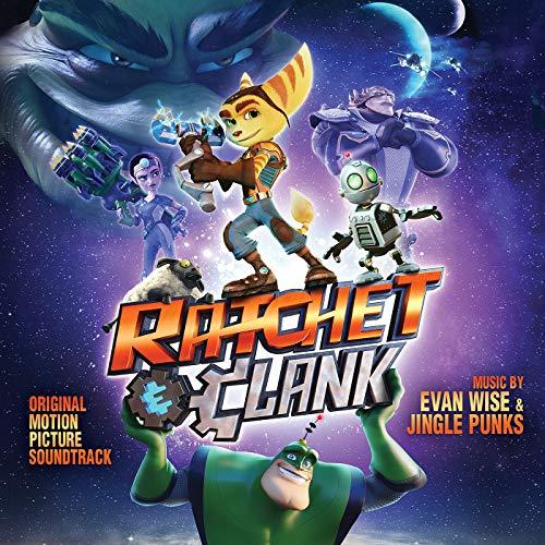Ratchet & Clank (Original Soundtrack Album)