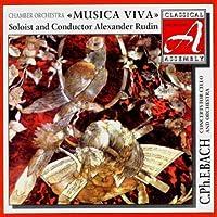 Cello Concertos: Rudin(Vc)