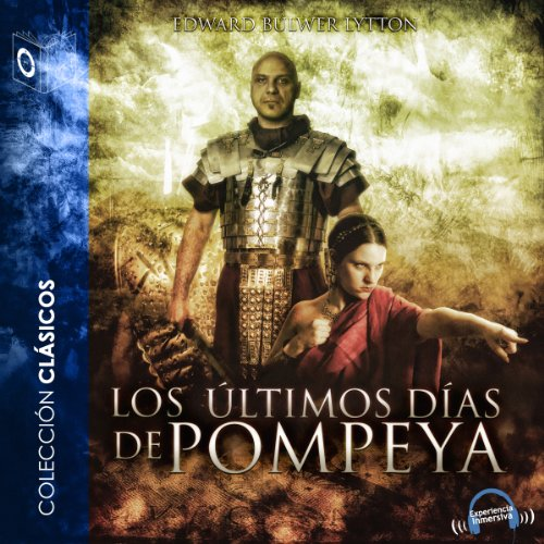 Los últimos días de Pompeya [The Last Days of Pompey] audiobook cover art