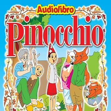 Pinocchio (Favola raccontata con libretto e tavole da disegnare e colorare)