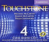 Touchstone Class Class Audio CDs 4 (Touchstones)